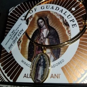 Virgin Guadalupe Alex and ani